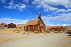Ghost town Bodie,California Stock Photography