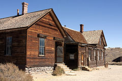 Ghost town Bodie Royalty Free Stock Photo