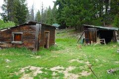 Ghost Town - Garnet Montana Stock Photography
