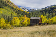 Free Ghost Town In The Autumn Stock Photo - 59536840