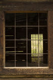 Ghost Town Window Royalty Free Stock Photography