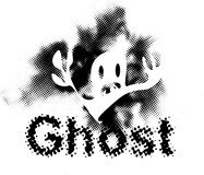 The Ghost Stock Image