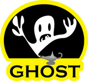 The Ghost Stock Photography