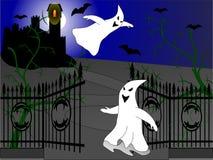 Ghost2 Fotografie Stock Libere da Diritti