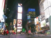 Ghostbusting в Таймс площадь, Нью-Йорке Стоковые Фото