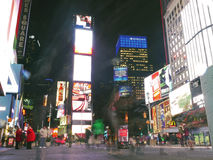 Ghostbusting in Times Square, New York Fotografie Stock
