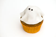 Ghostly cupcake Stock Photos