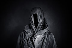 Ghostly figure royalty free stock images
