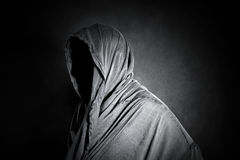 Free Ghostly Figure In The Dark Royalty Free Stock Image - 97801866