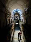 Ghostly Prison. Pennsylvania royalty free stock photography