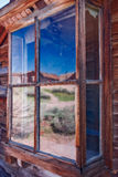 Ghostown Bodie in California Royalty Free Stock Photo