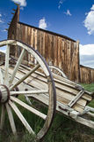 Ghostown Bodie in California Royalty Free Stock Images