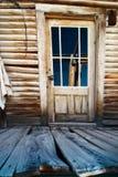 Ghostown Bodie i Kalifornien Royaltyfria Foton