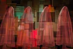 ghosts Fotos de Stock