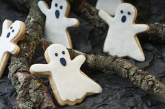 Ghosts Stock Image