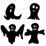 Ghosts Set Stock Photo