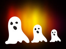 Ghosts Royalty Free Stock Photography