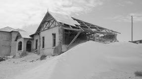 Ghosttown Stockbilder