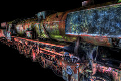 Ghosttrain Stock Images