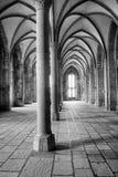 ghotic korridor Royaltyfri Bild