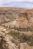 Ghoufi canyon Stock Image