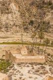 Ghoufi canyon Stock Photos