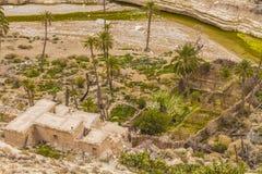 Ghoufi canyon Stock Photography