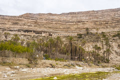 Ghoufi canyon Stock Photo