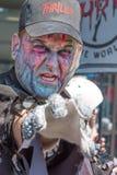 Ghoul στην παρέλαση του Πασαντένα Doo Dah Στοκ Φωτογραφίες