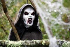 Ghoule asustadizo Imágenes de archivo libres de regalías