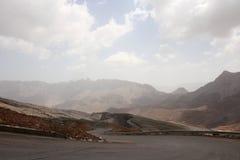 ghuloman wadi royaltyfri foto