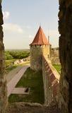 Gięciarka forteca Zdjęcie Royalty Free