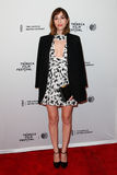 Gia Coppola. NEW YORK-APR 18: Granddaughter of Francis Ford Coppola, filmmaker Gia Coppola attends the Alex of Venice premiere at the SVA Theatre during the 2014 Royalty Free Stock Photos
