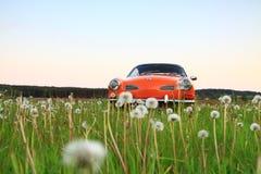 Gia 70 da VW Karmann Fotos de Stock