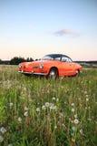 Gia 70 de VW Karmann Fotografía de archivo libre de regalías