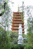 Gia Lai, Vietnam - 24 novembre 2018 : Minh Thanh Temple Pleiku Vietnam photographie stock