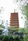 Gia Lai, Vietnam - 24 novembre 2018 : Minh Thanh Temple Pleiku Vietnam image stock