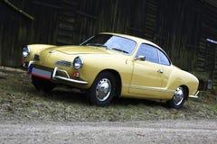 Gia 69 van VW Karmann Stock Afbeeldingen