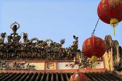 Giac Lam Pagoda, Ho Chi Minh City, Saigon, Vietname fotos de stock royalty free