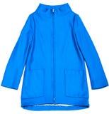 Giacca blu. Fotografia Stock
