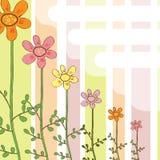 Giacimenti di fiore Immagini Stock