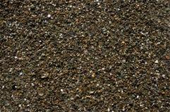 Giacimento detritico di piccole pietre Fotografia Stock Libera da Diritti