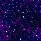 Giacimento di stella Fotografia Stock Libera da Diritti