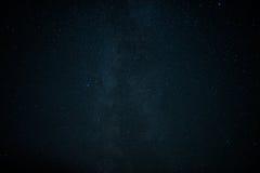 Giacimento di stella nello spazio profondo molti anni luci lontani Fotografie Stock