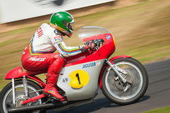 Giacomo Agostini Stock Photography