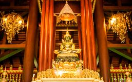 Giada Buddha Fotografia Stock