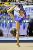 Giada CASTELLI no campeonato do italiano A1 Foto de Stock