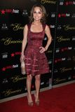 Giada De Laurentiis at the 2012 Gracie Awards Gala, Beverly Hilton Hotel, Beverly Hills, CA 05-22-12 Royalty Free Stock Image