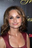 Giada De Laurentiis at the 2012 Gracie Awards Gala, Beverly Hilton Hotel, Beverly Hills, CA 05-22-12 stock image