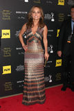 Giada De Laurentiis arrives at the 2012 Daytime Emmy Awards Royalty Free Stock Images